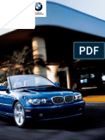 BMW US 3SeriesConvertible 2004