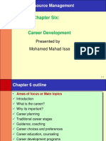 Chapter 6 Career Development