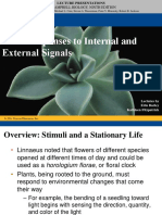 Chapter 39 Plant Response to Signals.ppt