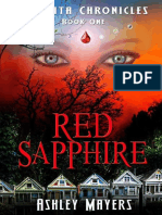 Mayers, Ashley - Red Sapphire_ the Sita Chronicles_ Book One (2015, Grass Roof Publishing, 978-1-943918-01-0)