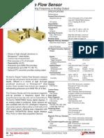Flo Tech Classic Turbine Datasheet