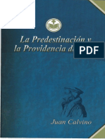 La Predestinacion y la Providencia de Dios.pdf