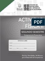Actividad Física II 2018-1
