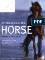 Peplow - Encyclopedia of the Horse - 2002