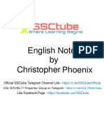 Chrishtopher Notes[Www.ssctube.com]