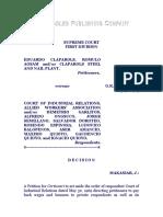 6. Claparols vs. Court of Industrial Relations, G.R. No. L-30822, July 31, 1975, 65 SCRA 613
