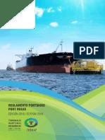 Reglamento Portuario Ed.2016