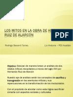 Los Mitos en La Obra de Hernando Ruiz