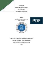 Report 01 - Batas Negara Di Darat