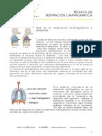 Respiracion PDF CPV
