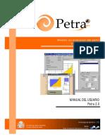 Manual Del Usuario de Petra