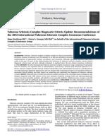 Criterii Dg Scleroza Tuberoasa 2012