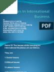 issuesininternationalbusiness-120920051103-phpapp02