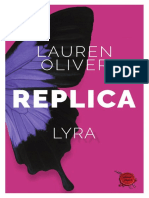 353011996 Replica Lyra Lauren Oliver
