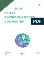 Du design et des environnements connectés - Matières de recherche