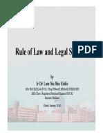 RuleOfLaw_LegalSysem 2018