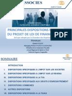 Présentation PLF 2018