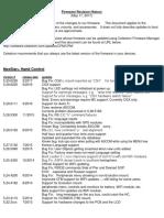 Firmware Revision nextar 127 slr