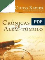 Francisco Candido Xavier - Crônicas de Além-Túmulo - Espírito Humberto de Campos.pdf