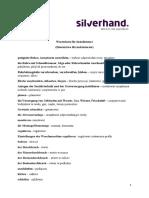 Hydraulik - materiały, słownik