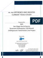 SycPen Underground AC Study