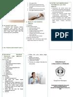 Leaflet Print 2003