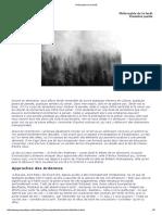 Philosophie de La Forêt