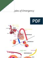 Principles of Emergency