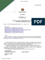 5. Regulamentul de Receptie a Constructiilor Si Instalatiilor Aferente