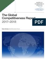 Ranking Competitividad 2018