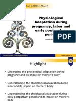 Adaptasi Fisiologi Selama Kehamilan