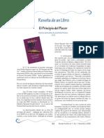 el_principio_del_placer reseña