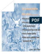 Poster Post School