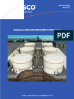 Corrosion Monitoring Tank Farms AN122