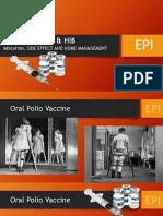 EPI Health Education