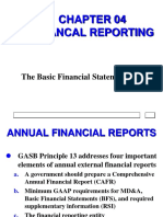 Chapter4 Four Financial Reporting