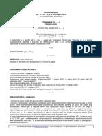Formula Istanza Liquidazione n.3