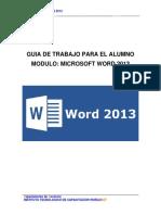 Guia Word 2013