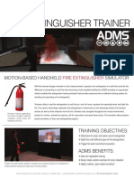 ADMS Fire Extinguisher