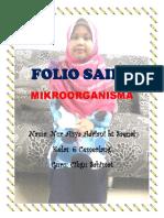Folio Mikroganisma