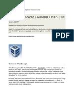 Web Development Web Server Resources