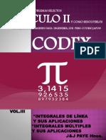 Calculo II Codex Tomo II 2017 Final
