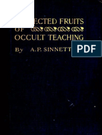 A.P.Sinnett - Collected Fruits of Occult Teaching.pdf