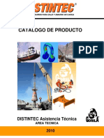 Catalogo Digital DISTINTEC 2010