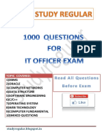 It Officer E book