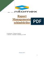 Raport Dimilomex
