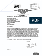 2001-12-04 Summary of Monitoring Well Drilling Activities TA 5 GW Investigation-1