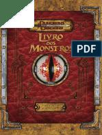 D&D 3E - Livro Dos Monstros 3.5 (v. Impressão) - Biblioteca Élfica
