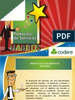 Protocolo de Servicio 2