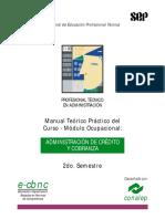 Manual Administración de Crédito y Cobranza